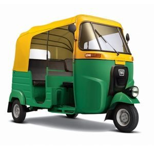 BAJAJ Maxima Z Compact CNG Auto Rickshaw