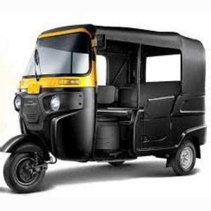 BAJAJ Maxima Z LPG Auto Rickshaw