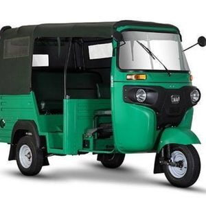 CNG BAJAJ Maxima X-Wide Diesel Auto Rickshaw
