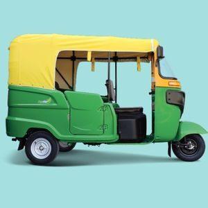 CNG BAJAJ Maxima Z Auto Rickshaw