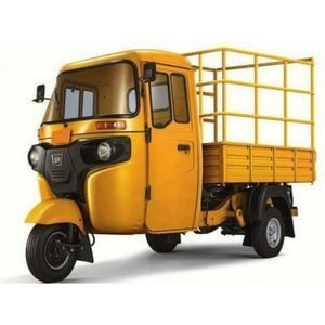 Diesel 470 Cc Bajaj Cargo BS6 Auto Rickshaw