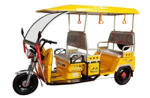 Electric Cycle Rickshaw