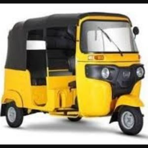 Four-Stroke Petrol BAJAJ Auto Rickshaw