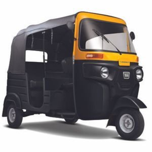 LPG BAJAJ Compact Auto Rickshaw